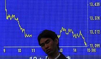 Japonya borsası sallandı