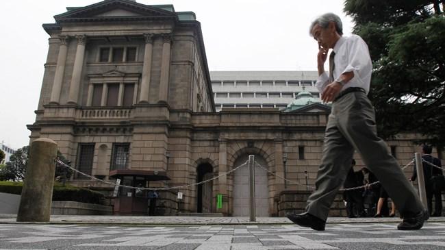 Japonya Merkez Bankası (BOJ), büyümenin ivme kazanmasının ardından teşvik artırmaktan kaçındı