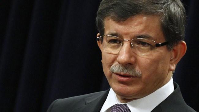 Başbakan Davutoğlu: Koalisyon için iki seçenek var