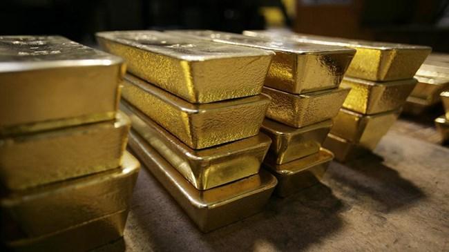 Altın fiyatları üst üste 6 hafta düşerek 1999 yılından bu yana en uzun kayıp sürecini gerçekleştirdi