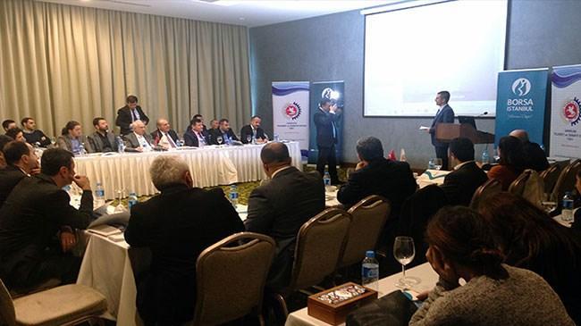 Borsa İstanbul Samsun Toplantısı