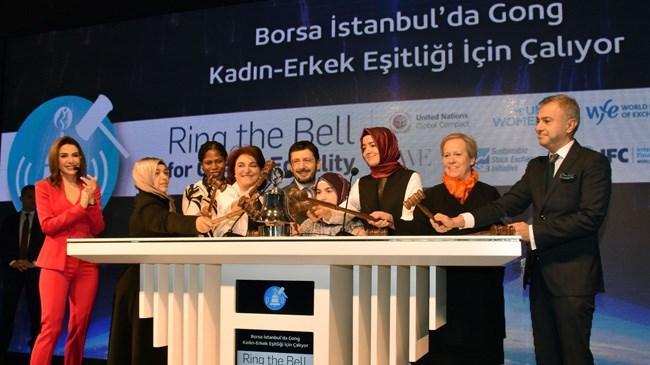 Borsa İstanbul dahil olmak üzere dünyanın dört bir yanından toplam 40 borsa, Mart ayının ilk haftasında gong törenlerine ev sahipliği yapıyor.