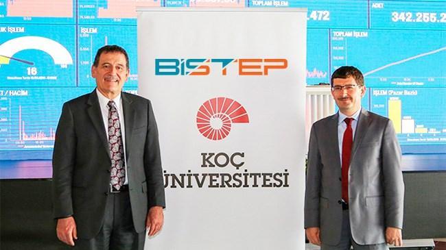 """Borsa İstanbul ve Koç Üniversitesi """"Şirketler İçin Kurumsal Dönüşüm Programı"""" başlatıyor."""