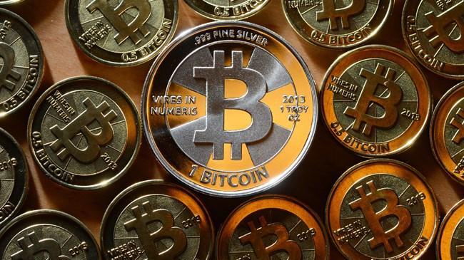 Bitcoin, son 24 saatte 4483,55 dolar seviyesine kadar yükseldi.