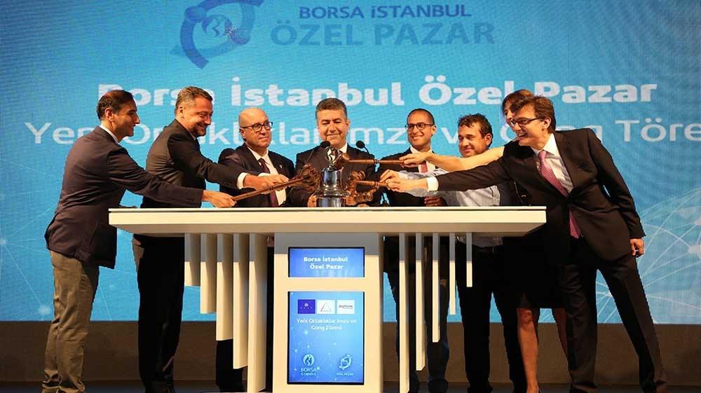 Teknolojik girişimleri yatırımcılarla buluşturma misyonu ile hareket eden Borsa İstanbul Özel Pazar hızlı girdiği 2016 yılına 2 yeni yatırım ile devam ediyor. Borsa İstanbul Özel Pazar üyeleri arasında yer alan Revo Capital, Peoplise ve Digiform şirketlerine yatırım gerçekleştirdi.