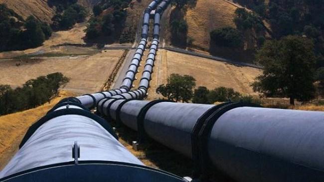Türkiye'nin enerji ve petrol boru hatları'nın da dinlendiği iddia ediliyor