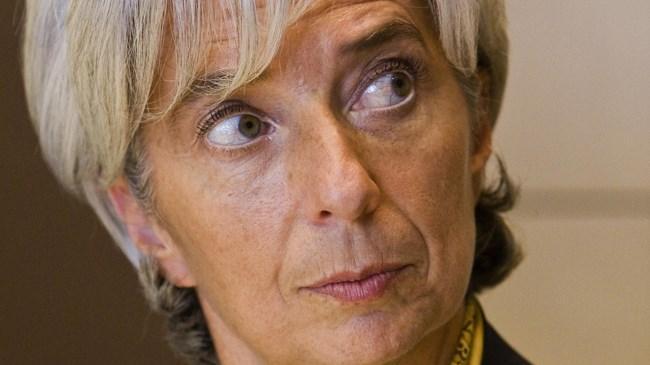 Lagarde: Küresel büyüme kırılgan