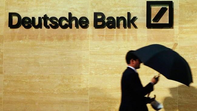 Deutsche Bank a büyük ceza