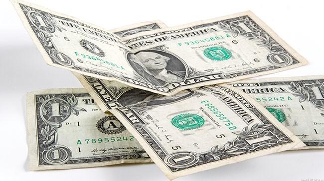 Dolar/TL, Fed sonrası 2,21'in altında seyrediyor