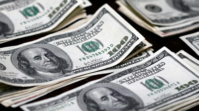 Dolar 2,79 TL yi gördü