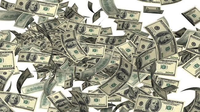 Dolar 2,95 TL nin altını gördü