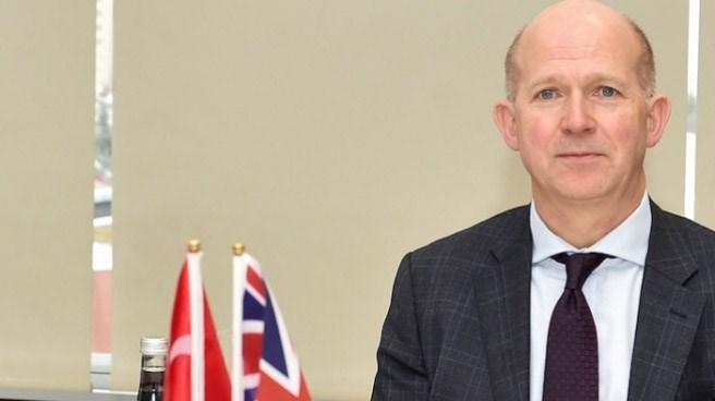Türkiye ile İngiltere'nin dış ticareti hedefi aştı