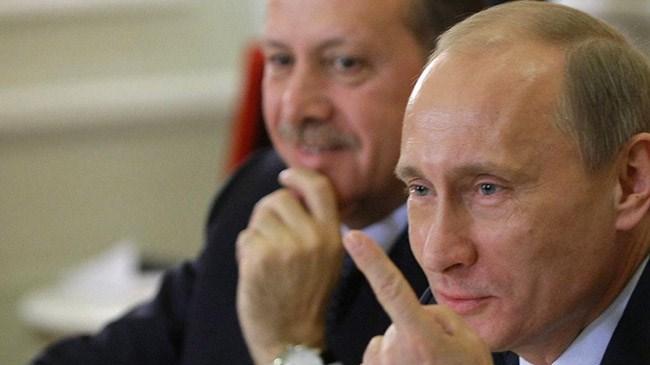 Erdoğan ve Putin bir araya geliyor