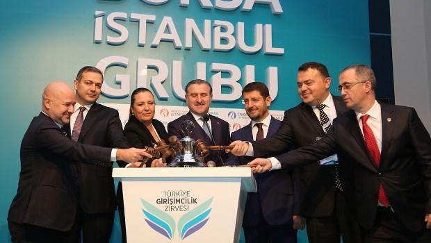 Girişimcilerin inovasyon yapabilme becerilerini geliştirebilmek, kadın girişimciliğinin  ön  plana  çıkmasına katkı sağlayabilmek, genç girişimciliğinin özendirilmesine önayak olabilmek ve girişimcilerin finansmana ulaşımlarını kolaylaştırabilmek adına Borsa İstanbul Grubu ev sahipliğinde ve ana sponsorluğunda, Para Dergisi iş birliğiyle 22 Kasım 2017 tarihinde Borsa İstanbul'da Türkiye Girişimcilik Zirvesi düzenlendi.