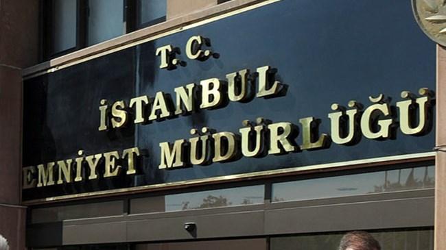 İstanbul emniyetinden  bombalı eylem  uyarısı