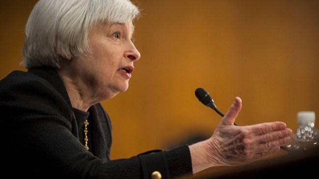 Piyasalar bugün FED Başkanı Janet Yellen