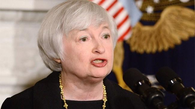 Piyasaların gözü kulağı ABD Merkez Bankası (Fed) Başkanı Janet Yellen'in Jackson Hole'da yapacağı konuşmada