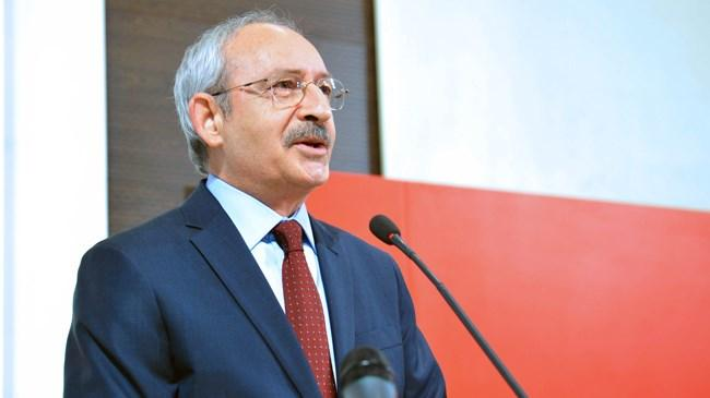 CHP Genel Başkanı Kemal Kılıçdaroğlu, bugün üçüncü turu yapılacak AK Parti - CHP koalisyon görüşmeleri öncesinde değerlendirmelerde bulundu
