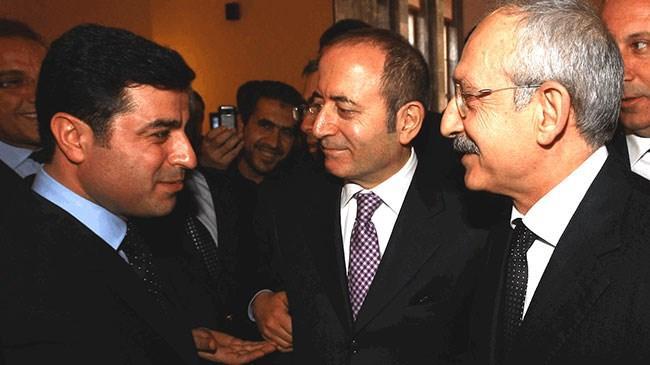 Kılıçdaroğlu ve Demirtaş görüştü