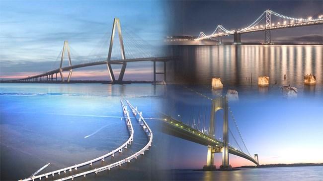 Şimdiye kadar yapılmış en pahalı 10 köprü