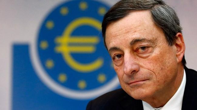 Draghi, Euro Bölgesi'nin daha esnek hale geldiğini ve büyümenin hızlandığını söyledi.