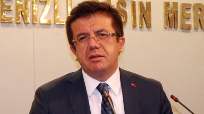 Ekonomi Bakanı Nihat Zeybekci, Türkiye büyürse asgari ücretin artabileceğini söyledi
