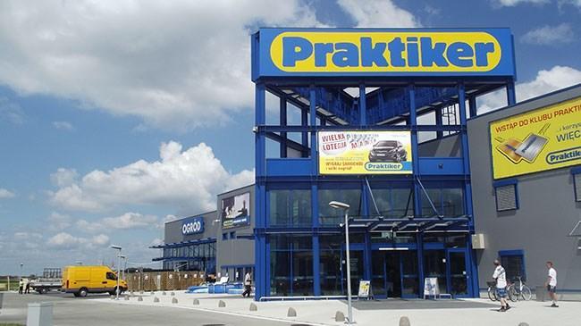Alman yapı market devi Praktiker Türkiye'de yeniden yapılanacak