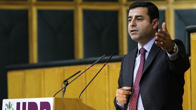 HDP Eş Genel Başkanı Selahattin Demirtaş, grup toplantısında çok tartışılacak açıklamalarda bulundu