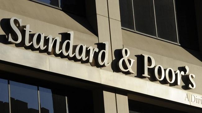 S&P den Türkiye ye  büyüme  uyarısı