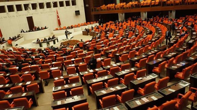 Meclis başkanı, meclisi olağan üstü toplanmaya çağırdı