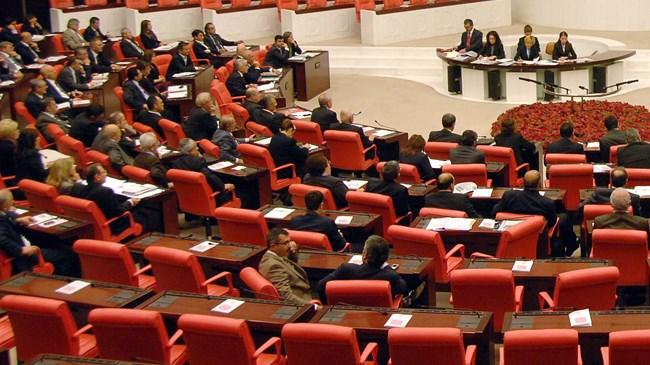 Meclis e olağanüstü toplanma çağrısı