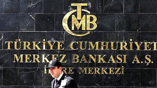 Merkez Bankası, Euro cinsi döviz hesap bakiyelerine yıllık binde 2 olarak uygulanmaya başlanan komisyon oranının geçici olarak yıllık onbinde 5 e indirildiğini açıkladı