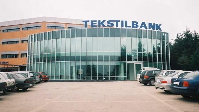 Tekstil Bank ICBC ye hisse devrini açıkladı