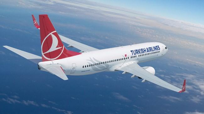 Türk Hava Yolları dış hat bilet fiyatları fiyatlamasında eurodan dolara geçti