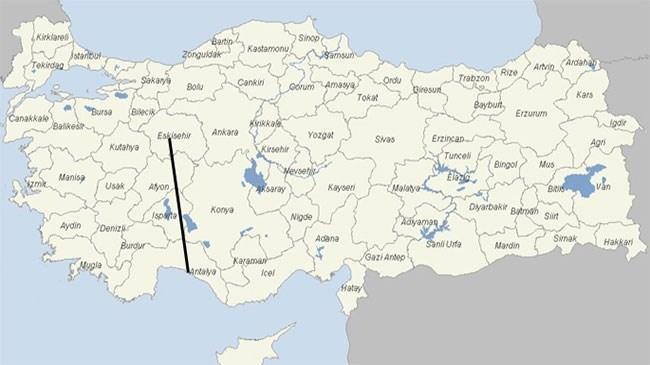 Elvan: Eskişehir- Afyon- Isparta- Burdur ve Antalya hızlı tren hattının yapımına 2016 da başlanacak