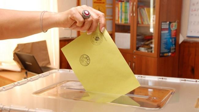 1 Kasım da yapılacak seçimler için adres değişikliğini nüfus müdürlüklerine bildirmeyen vatandaşlar için son gün