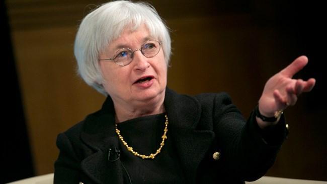"""ABD Hazine Bakanı Yellen, Bitcoin'in çoğu zaman yasa dışı finansman için kullanıldığını belirterek, söz konusu kripto para birimini """"verimsiz"""" ve """"spekülatif"""" olarak nitelendirdi."""