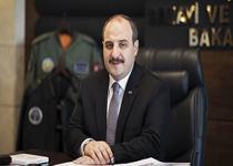 Bakan Varank açıkladı: Çinli dev İstanbul'da test üretimine başladı
