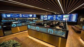 Borsa İstanbul 100 endeksi, günün ilk yarısında yüzde 0,62 değer kaybederek 1.407,70 puana geriledi.