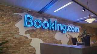 Fransa da turizm kurallarına uymadığı gerekçesiyle sanal otel rezervasyon platformu Booking.com, 1,2 milyon Euro cezaya çarptırıldı.