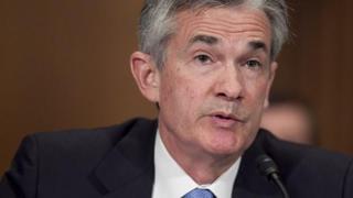 """Fed Başkanı Powell, """"Faiz oranlarını artırma zamanı geldiğinde bunu kesinlikle yapacağız ama bu zaman yakın değil"""" dedi."""