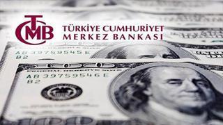 Merkez Bankası, toplam rezervleri geçen hafta 3 milyar 194 milyon dolar azalarak 87 milyar 446 milyon dolara geriledi.