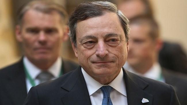Draghi piyasalara ne mesaj verdi?   Ekonomi Haberleri
