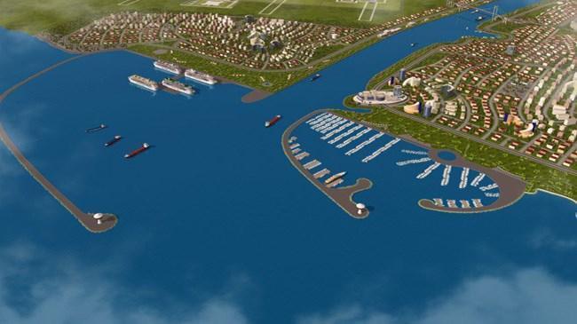 Yeni kararnamede 'Kanal İstanbul' düzenlemesi | Ekonomi Haberleri