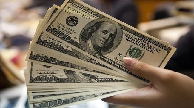 Dolar 7.31 lira seviyesinde