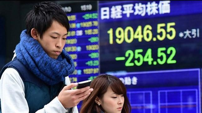 Global piyasalar geriledi   Borsa Haberleri