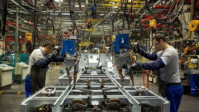 ABD'de ISM imalat sanayi endeksi geriledi | Ekonomi Haberleri