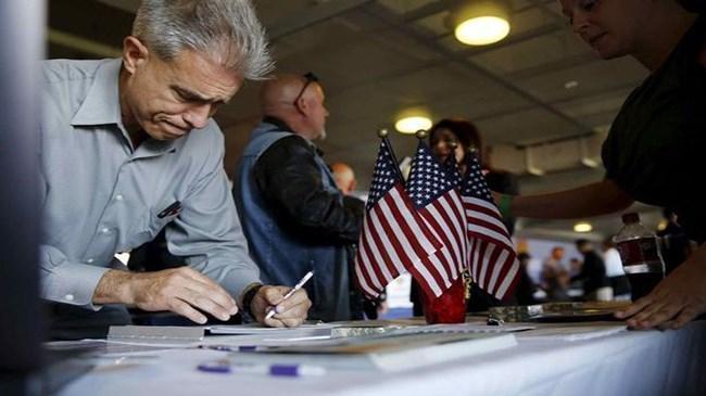 ABD'de işsizlik maaşı başvuruları geriledi | Ekonomi Haberleri