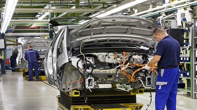 Otomotiv üretimi yüzde 13 arttı | Ekonomi Haberleri