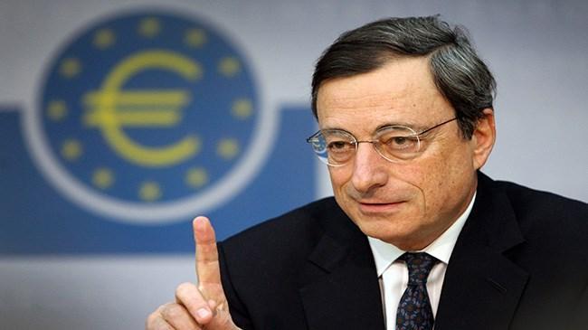 AMB Başkanı Draghi'den 'büyüme' mesajı | Ekonomi Haberleri